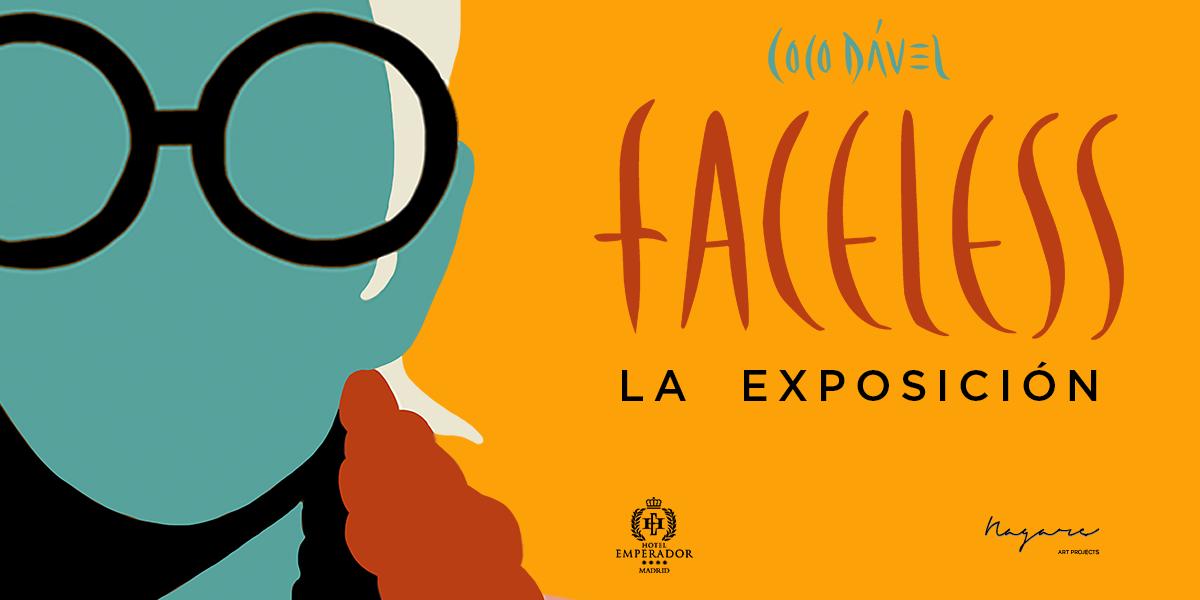 Faceless, Coco Davez en Hotel Emperador